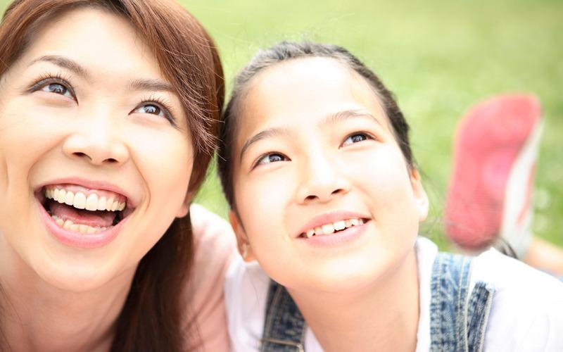 根本的な口内環境改善ができます。